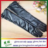 Wholesale Black Long Gloves from china suppliers