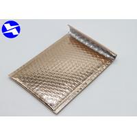 Buy cheap Various Sizes Metallic Bubble Mailing Envelopes Good Barrier Against Moisture from wholesalers