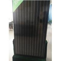 Wholesale 30V 260W Black Grade A Solar Panel Anti Reflective Glass For Home Lighting Indoor from china suppliers
