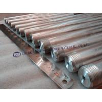 Buy cheap AZ31 AZ63 Magnesium Anode For Pressurized Water Tank / Solar Water Heater from wholesalers