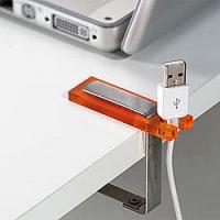 silicone mobile,ipod cable holder