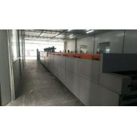 Buy cheap 3.5-7m / Min Screen Printing Conveyor Dryer Machine With Stainless Steel /  Feeding Belt from wholesalers