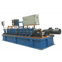 Buy cheap Stainless / Carbon Steel Round Pipe Making Machine δ1.0~4.0mm Pipe Thickness from wholesalers