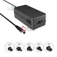 China 36W Max Alkaline Battery Charger 12V/3A, 24V/1500mA, 9V/3A Household Battery Charger With UL ETL GS CE on sale