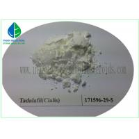 Buy cheap Tadalafil Citrate Steroids Raw Steroid Powders Sex Enhancement Drugs CAS 171596-29-5 from wholesalers