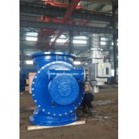 Buy cheap Customized Color Eccentric Plug Valve / Flanged Plug Valve Low Operation Wearing from wholesalers
