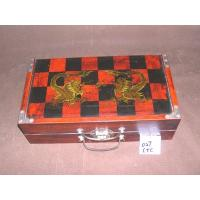 Buy cheap Antique chess box from wholesalers