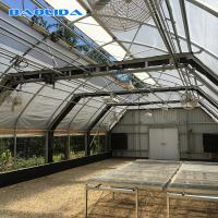 Buy cheap Blackout Light Deprivation Greenhouse For Agriculture Using 30ft Width from wholesalers