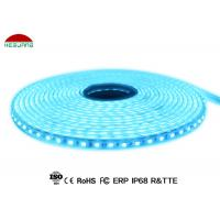 Buy cheap IP68 waterproof DC24V 5M RGB Led Strip light, muti color underwater decorate led pool light strip from wholesalers