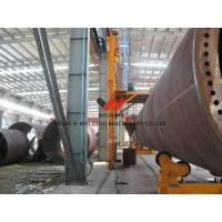 Automatic Wind Tower Production Line / Welding Center For Large Tank / Pipe / Vessel Manufactures