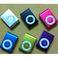 Buy cheap OEM Colourful Portable USB Music Player , Custom CE Mini Card MP3 Player from wholesalers