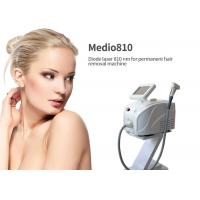Buy cheap Double Pulse Mode 808nm Diode Laser Hair Removal Machine Laser Beam Shaping from wholesalers