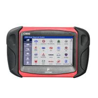 Buy cheap Heavy Duty Vehicle Diagnostic Scan Tool Car Fans C800 Diesel / Gasoline Lightweight from wholesalers