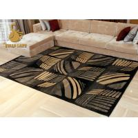 China Flame Retardant Living Room Throw Rugs , 3d Nice Area Rugs For Living Room on sale