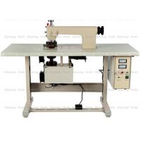Wholesale 20Kh Ultrasonic Lace Sealing and Cutting Machine for All Kinds of Artificial Leather and Fabric Materials from china suppliers