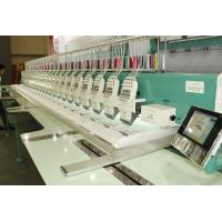12 heads high speed embroidery machine Manufactures