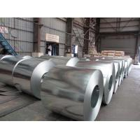 Buy cheap Construction Thin Galvanized Steel Sheet In Coil Hot Dipped For Roofing from wholesalers