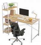 Buy cheap Wood Desktop Steel Office Table from wholesalers
