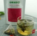 Buy cheap natural lotus leaf maybush herbal tea triangle teabag from wholesalers