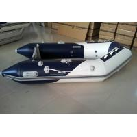 Buy cheap 2015 new design Hypalon/PVC inflatable boat for sale-Air deck floor from wholesalers