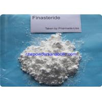 Buy cheap Finasteride Pharmaceutical Raw Material Anti-androgen Medication Treating Hair-loss from wholesalers