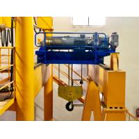 Wholesale Crane Electric Wire Rope Trolley Hoist Slow Electric Winches JM32T High Durability from china suppliers