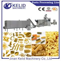 Quality Good Taste Frying Pellet chips Pasta making machine for sale