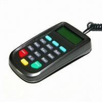 Buy cheap Reliable/Secure PINPad with 32bits and Secure CPU, Supports MK/SK, Fixed and DUKPT from wholesalers