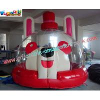Buy cheap Cute Large 3M diameter Inflatable Childrens Bouncy Castles for Commercial, Rent, product