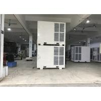 Buy cheap Geodesic Dome Tent Temporary Chillers And Air Handlers / 14 T Ducted Air Conditioner For Exhibition Events from wholesalers