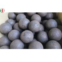 Buy cheap OD90mm 45 Steel Grinding Media Ball,Forged and Cast Grinding Steel Ball for Cement Mill,Low Price Grinding Steel Ball from wholesalers