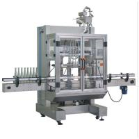 China Automatic alcohol disinfection liquid filling machine on sale
