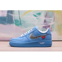 Buy cheap Unisex Off White x Nike Air Force 1 07 MCA CLR3023 Nike Sneakers online discount Nike shoes www.apollo-mall.com from wholesalers