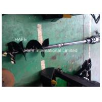 Buy cheap Hydraulic Earth Ground Skid Loader Attachments OEM Design For Excavator from wholesalers