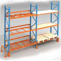 Buy cheap Heavy Duty Long Span Metal Storage Shelves For Industrial Factory from wholesalers