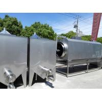 Walnut Crusher Fruit Processing Machinery , Stainless Steel Fruit Processing Equipment Manufactures