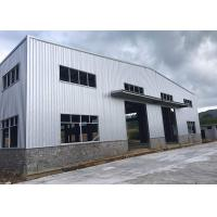 Wholesale Epoxy Resin Paint Prefabricated Steel Structure Warehouse GB Standard Recyclable from china suppliers