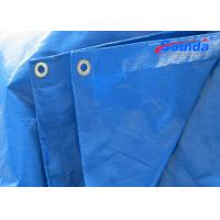 Buy cheap Truck Covering HDPE Tarpaulins for Solvent ink Printing Outdoor Weather Resistance product