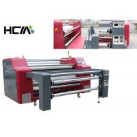 Buy cheap Rotary Heat Transfer Dye Sublimation Machine Professional Rewinding Function from wholesalers
