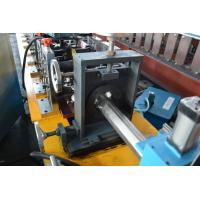 Buy cheap 7.5Kw Power 60mm Shutter Door Octagon tube roll Forming Machine With 4-6m/Min Forming Speed from wholesalers
