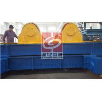 Wholesale Motorized Wind Tower Welding Line Rotator with Dual Fine Adjusting from china suppliers
