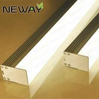 Buy cheap 24W 36W 48W 60W 4FT Surface Direct Linear Fixture LED Linear Surface Mount Fixture Linear Surface Mount Low Bay Lighting from wholesalers