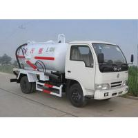 Buy cheap Septic Pump Truck Transport The Feces / Sludge / Screes , XZJ5120GXW Sewage Pump Truck from wholesalers