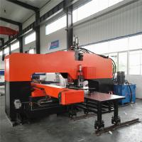 Buy cheap Heavy Duty Special CNC Punching Machine For 6-30 mm Thick Plate Hole Punching from wholesalers