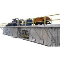 Buy cheap Mud Tank, solid control system, c / w shale shaker, centrifuge, sand pump, agitator from wholesalers