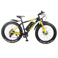 36 V 350w Powerful Electric Bike , Electric Snow Bicycle Smart Controller Manufactures