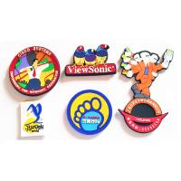 Buy cheap Silicone 2D or 3D Eco-Friendly Cool Fridge Magnets Notepad On Fridge from wholesalers