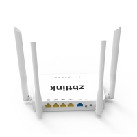 Buy cheap MT7628N Chipset 2.4G 300Mbps Wireless Internet Router from wholesalers