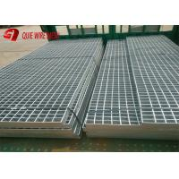 Buy cheap Hot Dipped Galvanized Expanded Metal Mesh Drainage Steel Grating Stair Treads Customized from wholesalers