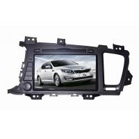 Buy cheap 8 Inch Kia Car Dvd Player Gps Navi System With Bt / Tv / Gps / Ipod For Optimal from wholesalers